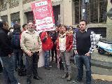 Persecución sindical en Coca Cola