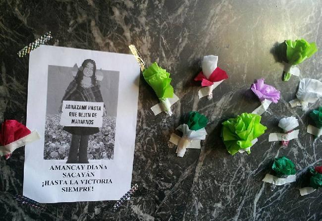 Diana Sacayán: ¡Furi...