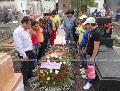 Enterraron a Ángel Verón y la familia rechaza la versión oficial