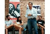 Polémica con Del Frade ante su llamado a votar a Scioli