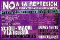 Concentraci�n de repudio a la represi�n al Encuentro Nacional de Mujeres