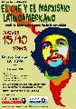 Charla debate. El Che y el Marxismo Latinoamericano / jueves 15 de octubre
