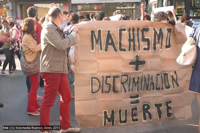Cartel machismo + di...