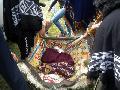 Emotiva Restituci�n y Ceremonia en el coraz�n de las pampas