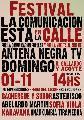 """""""La comunicación popular se hace en la calle"""""""