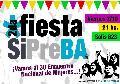 �Fiesta del Sipreba hacia el XXX Encuentro Nacional de Mujeres!