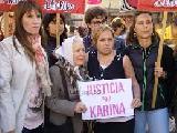 Justicia y protección para Karina Abregú