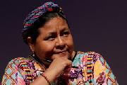 Rigoberta Menchú pide libertad de líder indígena colombiano
