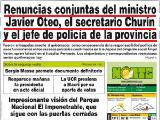 Confirmado: la Policía de Capitanich mató a Ángel Verón
