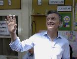 Scioli reconoci� el triunfo de Macri, el pr�ximo presidente de la Argentina