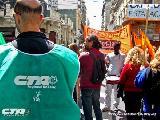 Acto de Siprus y ATE: Unidad en defensa de la salud