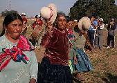 Al margen de todo… los indígenas