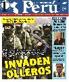 Perú:  Chilenos coludidos con Banco de Crédito, Scotia Banck, invaden Olleros...