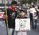 Contra la criminalizaci�n de la pobreza: novena Marcha de la Gorra en C�rdoba