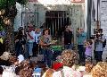 La Plata | Acto a 39 a�os del ataque a la casa Mariani-Teruggi