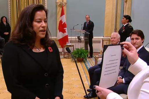 Canadá: Lideresa ind...