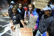 La Metropolitana baleó a un pibe en La Boca: Vecinos marcharon por Justicia