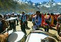 Perú: Más de 30 mil danzantes del Señor de Qoyllority se movilizarán contra las mineras