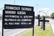 Corrientes: Las cruces que diciembre no olvida