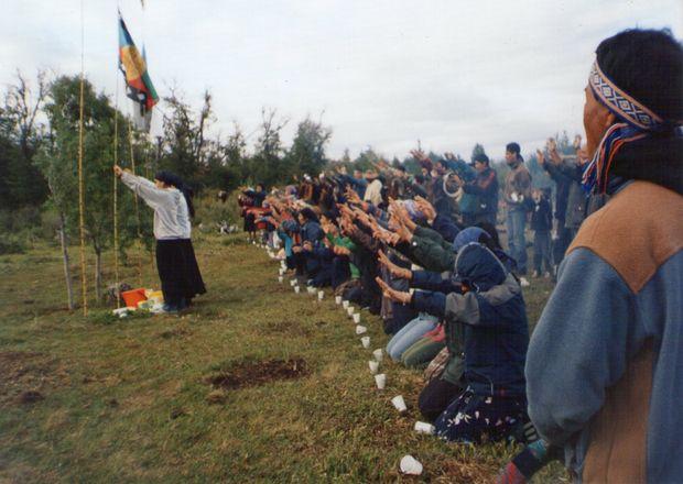 Comunidad Mapuche La...