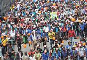 """Indígenas del Cauca: """"Acá estamos para defendernos y hacer valer lo nuestro"""""""