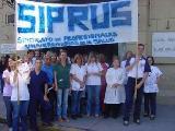 Precarizaci�n laboral para empleados de salud en Santa Fe