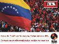 Venezuela: �Un avance de la derecha significar�a el rev�s de muchos avances y conquistas�