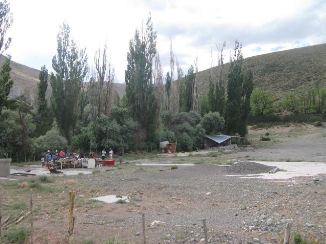Mendoza: Agresión y ...