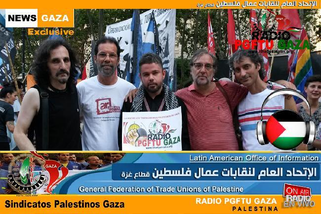 Radio PGFTU Gaza...
