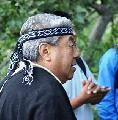 El logko Ernesto Paicil y su regreso a la Mapu