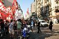 Paro y Corte en Corrientes y Callao