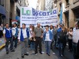 La Bancaria rechaz� anuncios por Ganancias y marchar� hacia el Congreso este 1M