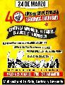 A 40 a�os del Golpe genocida - Marcha y acto el 23 de Marzo en La Plata