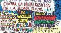 Festival contra la represi�n y la militarizaci�n de la zona roja