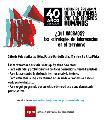 A 40 a�os del golpe: �Qu� hacemos? Las estrategias de intervenci�n en el territorio