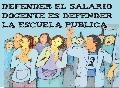 Repudio a la represi�n a los docentes en Santiago del Estero