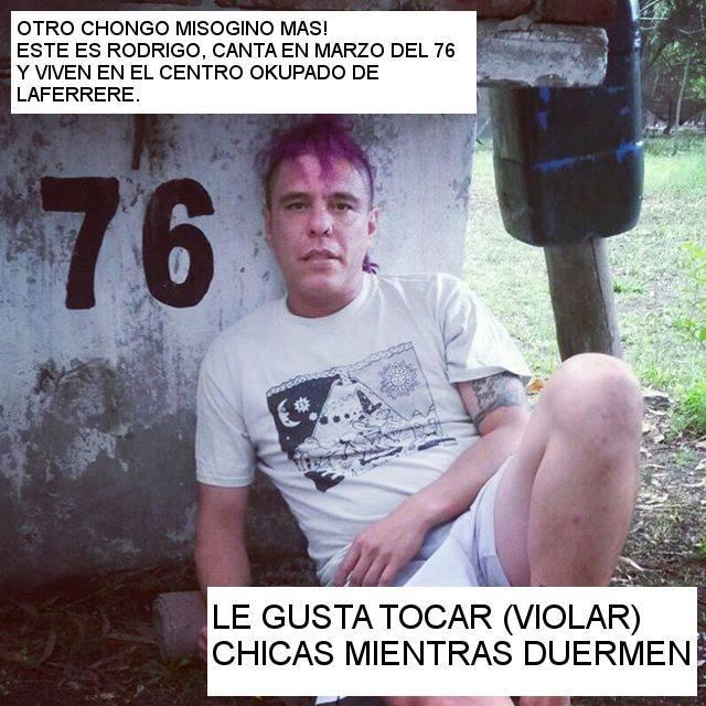 Rodrigo de la banda ...