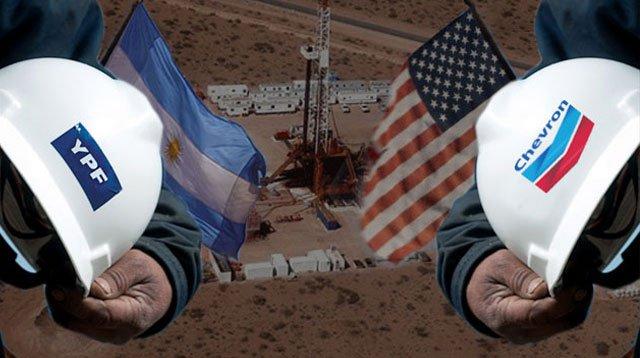 YPF-Chevron: el nuev...