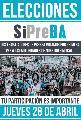 Ante las primeras elecciones de CD del SiPreBA