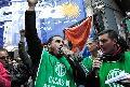 Por la liberaci�n de los cinco dirigentes fueguinos y el cese de la persecusi�n sindical