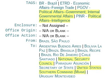 Brasil's new preside...