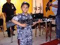 SOFEX Jordania 2016-Armas para la paz