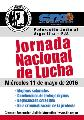 La FJA convoca a Jornada Nacional de Lucha