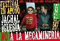 Festival frente a la Barrick en apoyo a los pueblos de Jáchal e Iglesia en San Juan