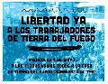 Todxs a las Casa de Tierra del Fuego por la libertad inmediata de los compa�eros detenidos