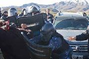 Chubut: Violencia policial y persecuci�n al Pueblo Mapuche