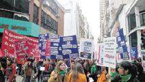 Acci�n internacional por la libertad de Bel�n en Tucum�n