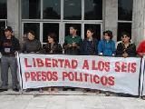 Por la excarcelaci�n de los seis campesinos presos pol�ticos paraguayos