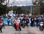 Jujuy: Multitudinaria marcha por el Ingenio La Esperanza