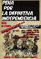Peña por la definitiva independencia